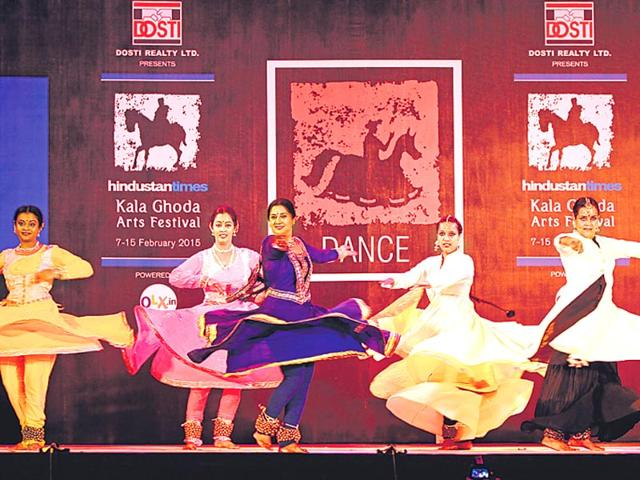 The-dancers-put-up-a-gripping-show-for-the-audience-on-the-final-day-of-HT-Kala-Ghoda-Arts-Festival-Satish-Bate-HT-photo