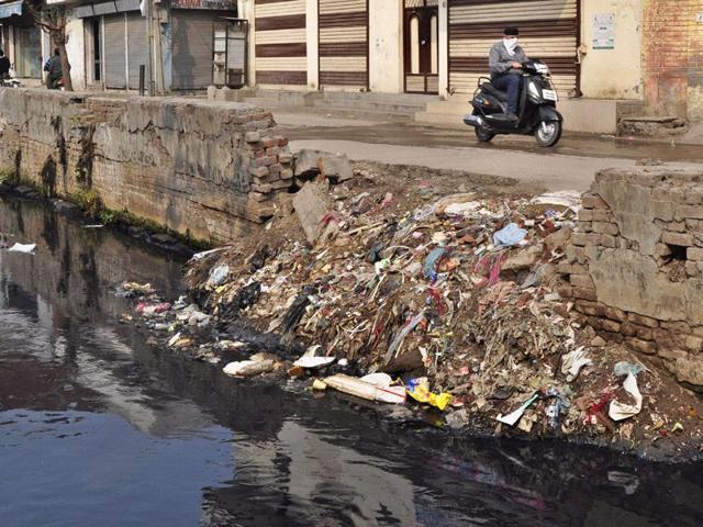 Ludhiana,Ganda Nullah,municipal council