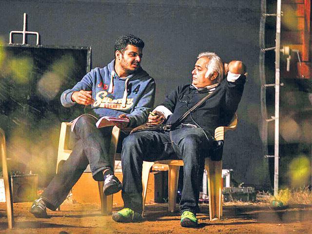 Bollywood calling for Hansal Mehta's son