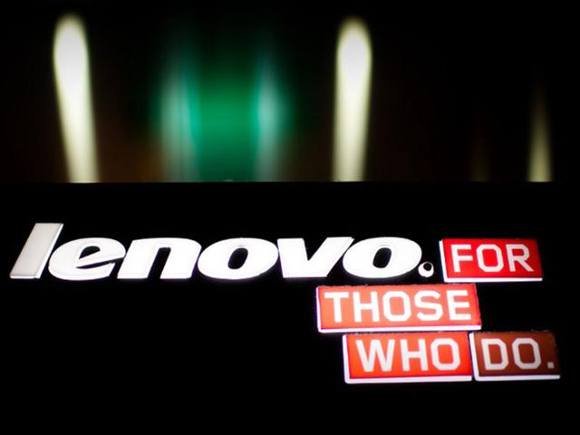A-logo-of-Chinese-computer-giant-Lenovo-is-displayed-in-Hong-Kong-AFP-photo