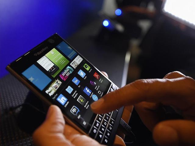 Blackberry,BBM,Android