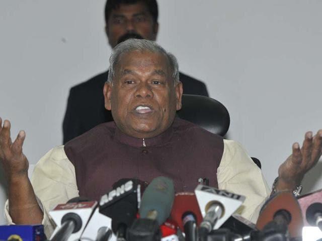 Jitan Ram Manjhi,Hindustani Awami Morcha,Nitish Kumar