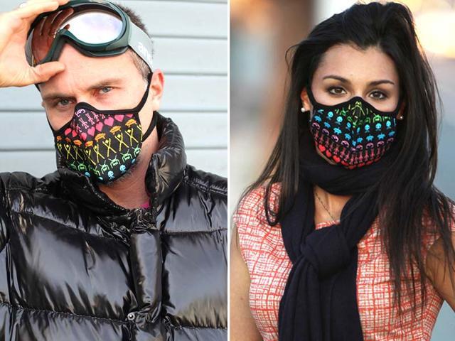 vogmask,swine flu mask,air pollution mask