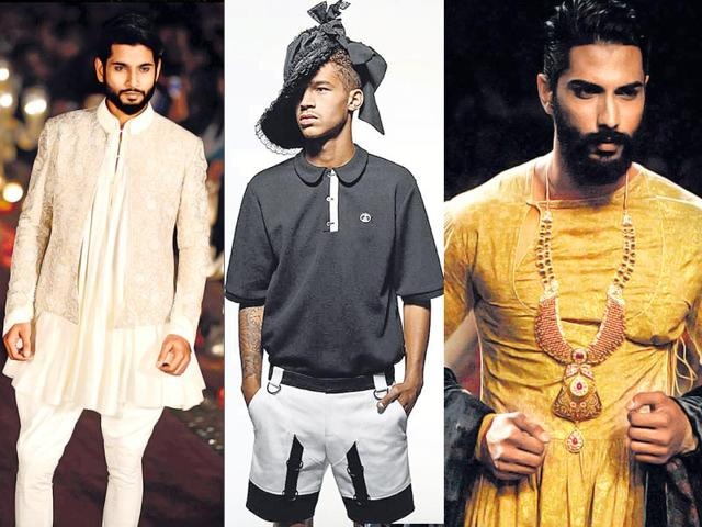 Gender Bender Do Men Really Embrace Androgyny Fashion And Trends Hindustan Times,Plus Size Wedding Dress Designers