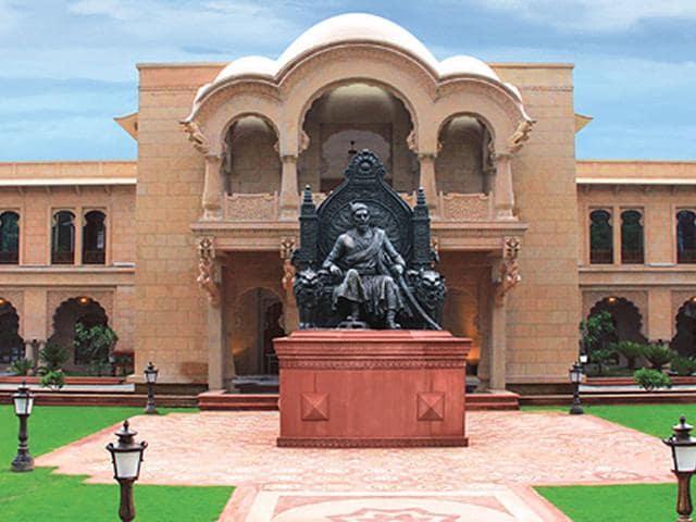A-file-photo-of-Maharashtra-Sadan-in-New-Delhi-HT-photo