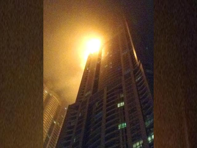 A-fire-blazes-at-The-Torch-a-residential-high-rise-tower-in-Dubai-Reuters