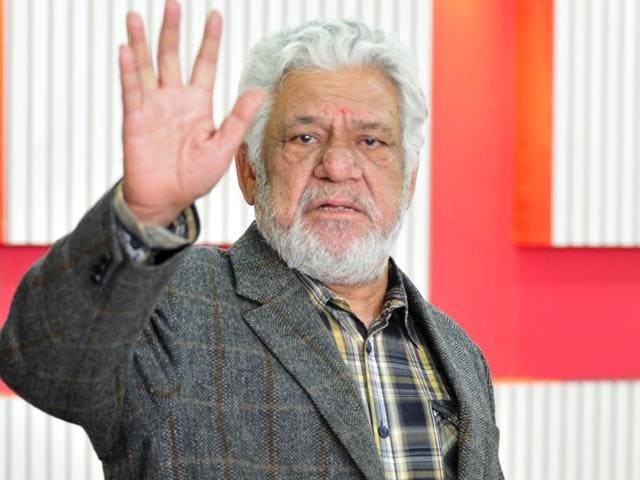 Chandigarh,Om Puri,Pride of Punjab Award 2014