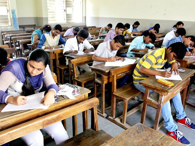 MP Board exam result