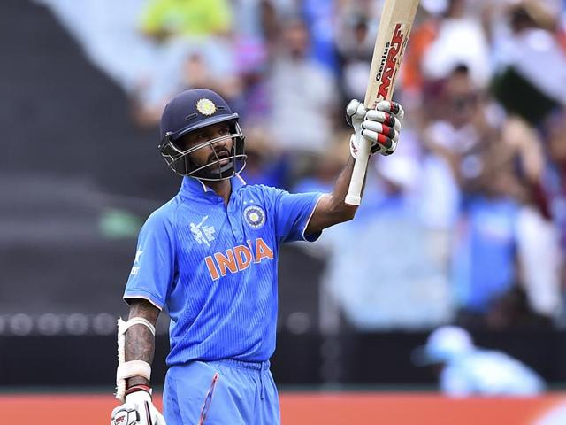 Shikhar-Dhawan-celebrates-after-scoring-a-century-against-South-Africa-during-the-World-Cup-pool-B-match-in-Melbourne-AP-Photo