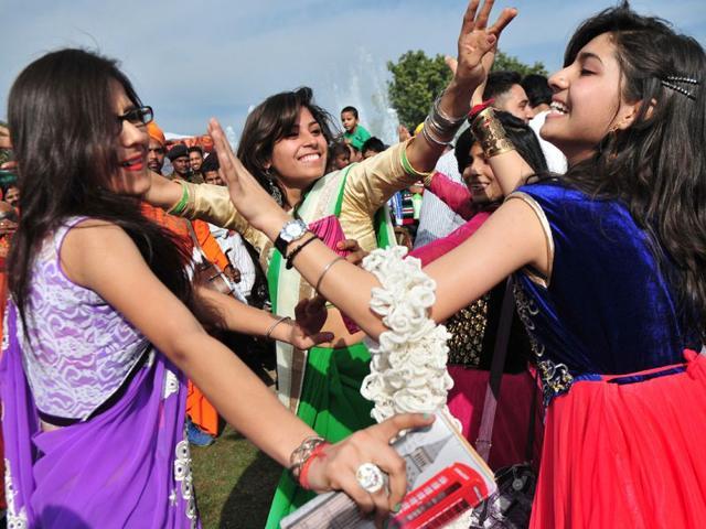 Panchkula: Rain dampens the spirit of Spring Festival
