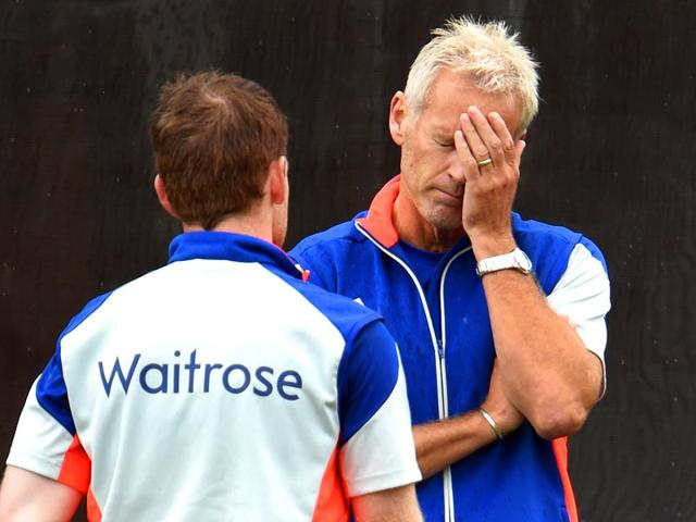 Peter Moores,England and Wales Cricket Board,ECB