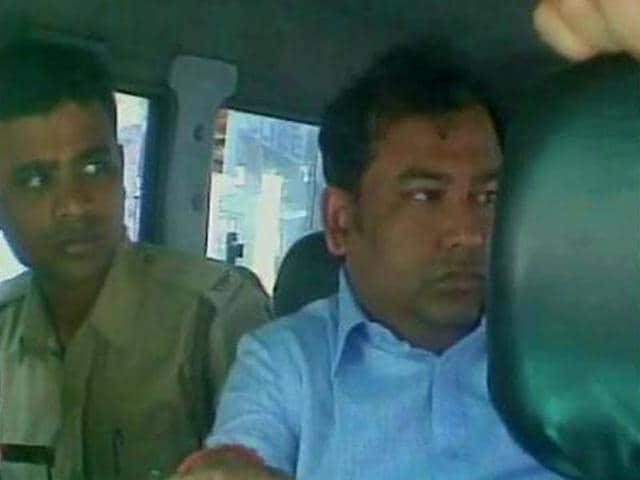 Shibaji Panja,Mamata Banejee aide,Mamata aide detained