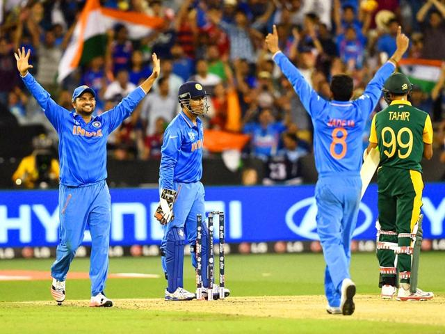 Team India's winning streak brings out nation's naysayers
