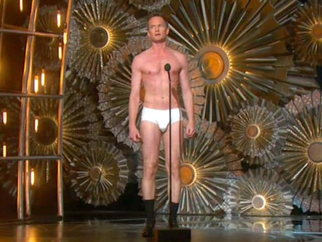 Neil Patrick Harris,Oscars 2015