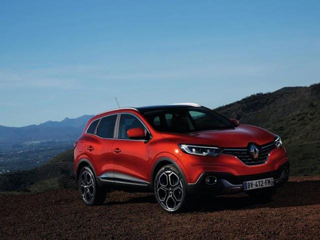 Renault Kadjar,Peugeot,Geneva Motor Show