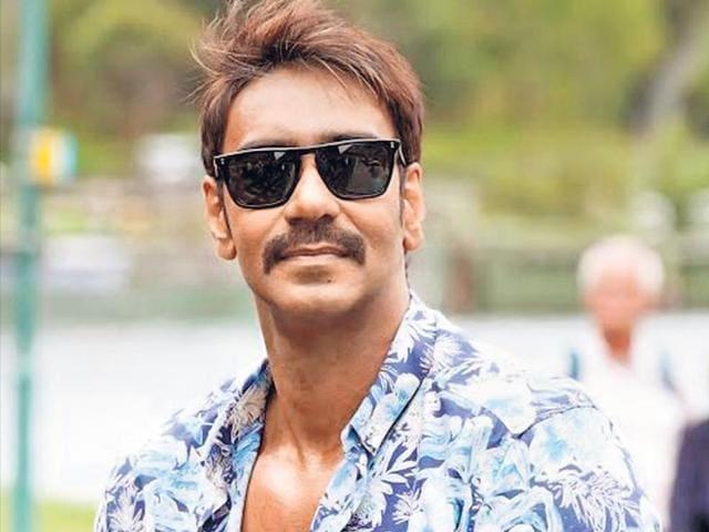 Bollywood-actor-Ajay-Devgn