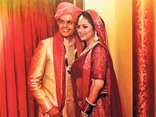 Drashti Dhami,Madhubala,Drashti Dhami wedding