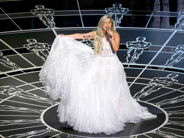 Lady-Gaga-showed-a-whole-new-side-as-she-sang-songs-from-The-Sound-of-Music-Photo-Reuters