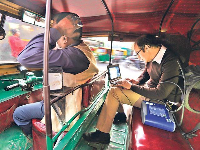 Panchkula,auto-rickshaws,challan drive