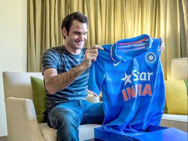Roger Federer,Cricket World Cup 2015,India