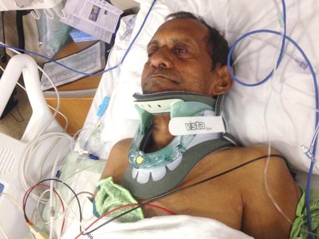 Patel attack,racism,Sureshbhai Patel