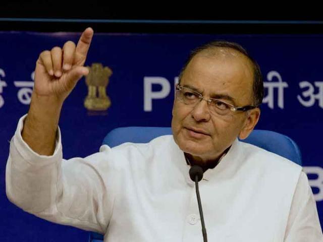 Union Budget,GST,Arun Jaitley