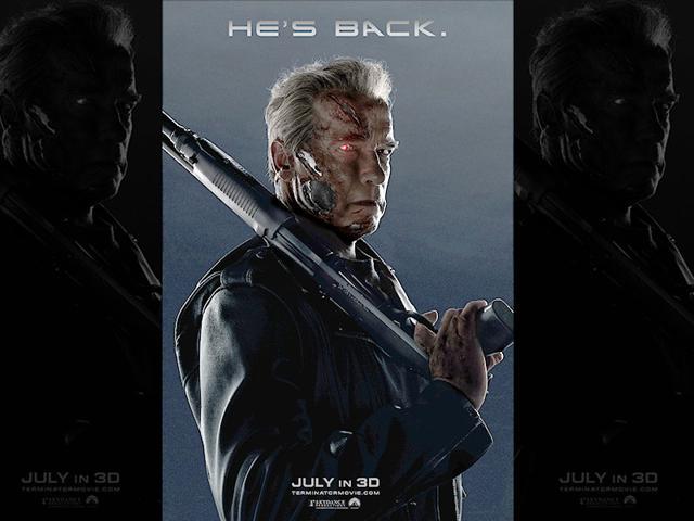 Terminator,Arnold Schwarzenegger,Emilia Clarke