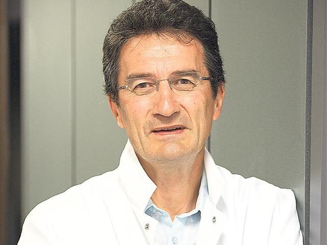 Philippe Sansonetti,Pasteur Institute in France,National Institute of Immunology