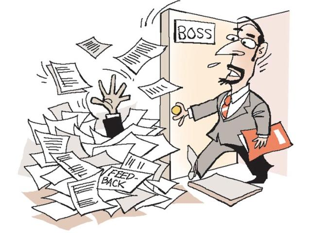 Many-companies-are-conducting-surveys-and-organsiing-group-meetings-where-employees-can-convey-disappointments-or-suggestions-to-their-immediate-bosses-as-well-as-the-top-management-HT-illustration-Jayanto