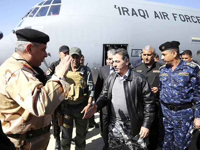 Islamic state,UN peace envoy Staffan,US air strikes
