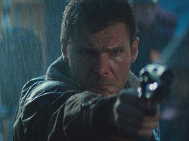 Blade Runner,Harrison Ford,Ridley Scott