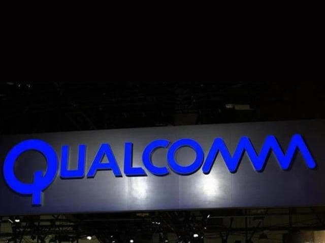 The-sign-hanging-outside-the-Qualcomm-booth-is-seen-at-the-International-Consumer-Electronics-show-CES-in-Las-Vegas-Photo-Reuters