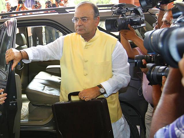 Arun Jaitley,Appropriation Bill 2015-16,Indian economy