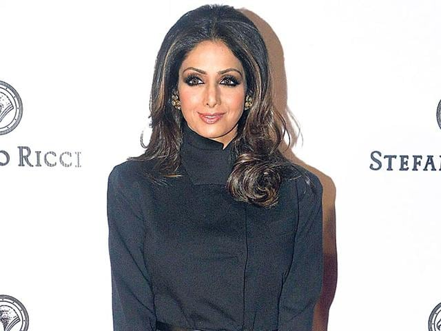 Sridevi-spotted-at-an-event-in-Mumbai-Photo-Viral-Bhayani