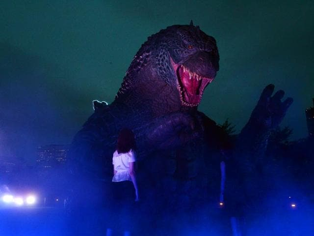 A-6-6-meter-tall-Godzilla-statue-at-the-Midtown-park-in-Tokyo-in-2014-Photo-AFP