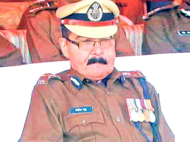 Manoj Bhatt is new Rajasthan police chief