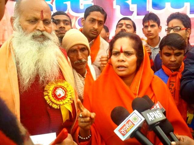 Our-children-do-not-get-right-samskars-from-the-movies-of-the-Khans-They-promote-love-jihad-Sadhvi-Prachi-said-Photo-Sadhvi-Prachi-s-Facebook-Page