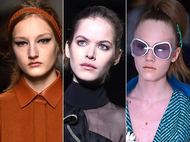 Watch and learn: Three beauty trends we loved at Milan Fashion Week