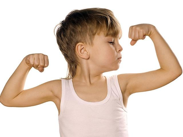 Aggression-is-positively-correlated-to-muscle-development-in-boys-Shutterstock