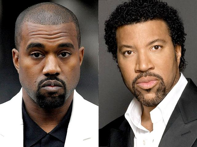 Kanye-West-debuted-his-new-song-All-Day-at-London-s-O2-Arena-on-February-25-Lionel-Richie-is-an-American-singer-songwriter-musician-record-producer-and-actor
