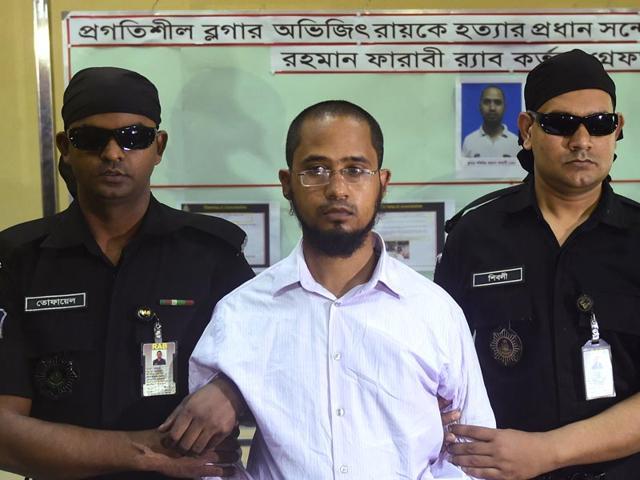 Bangladesh arrests chief suspect in US blogger Avijit Roy's murder