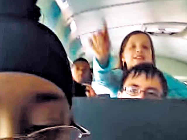 US: Sikh boy racially abused in school bus, video goes viral