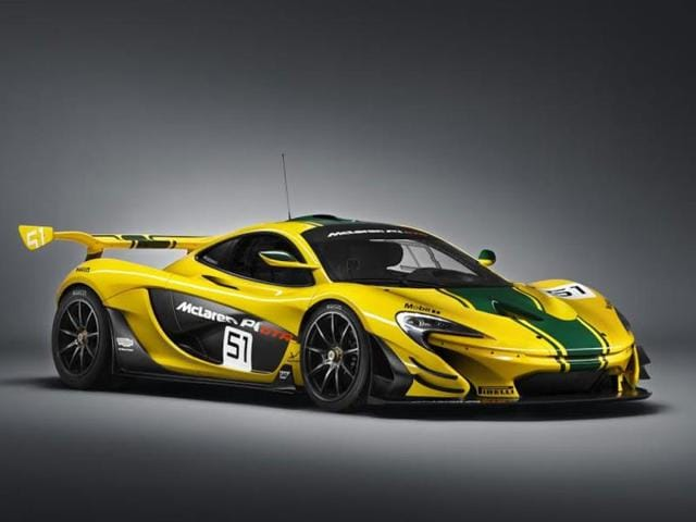 The-McLaren-P1-GTR-is-one-of-90-sleek-never-before-seen-machines-due-to-have-their-world-premieres-when-the-Geneva-Motor-Show-opens-on-Thursday-Photo-AFP