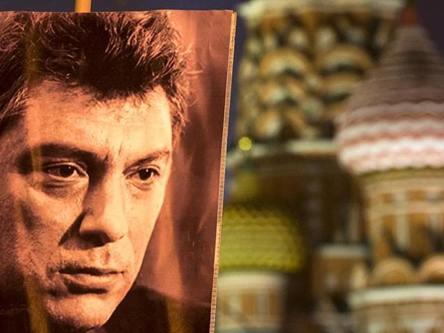Boris Nemtsov killing