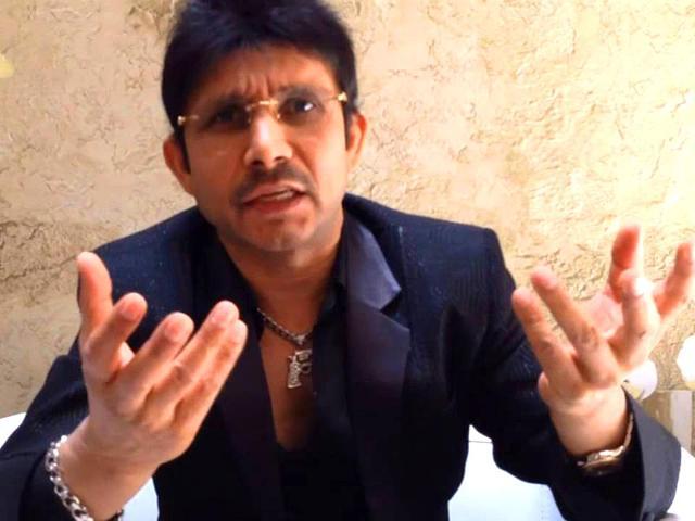 Kamaal R Khan likely to participate in Nach Baliye 7