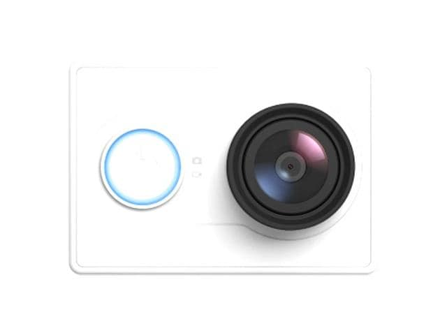 Smartphone maker Xiaomi,GoPro Hero,Yi Action Camera
