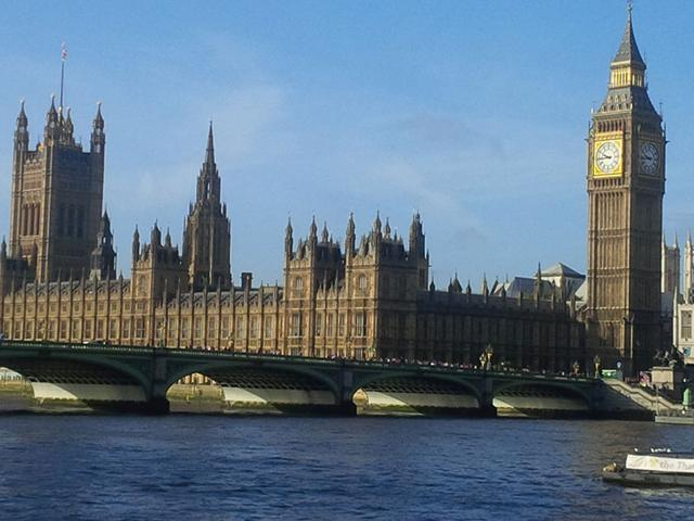 UK: Palace of Westminster, the mother of parliaments, is crumbling