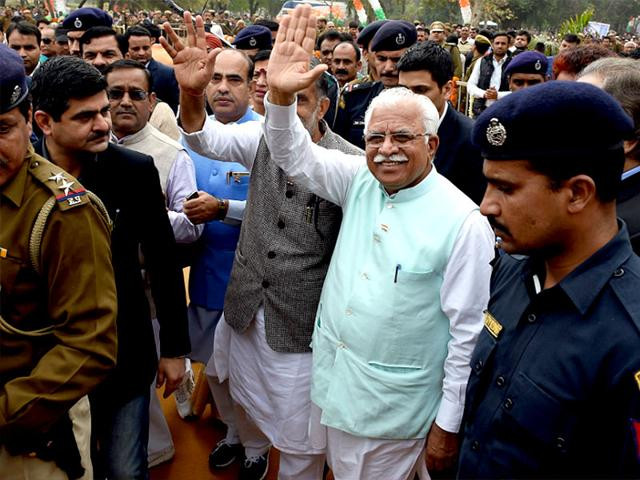 Hooda govt indulged in discrimination: Khattar