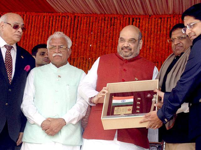 Amritsar,Bharatiya Janata Party,Amit Shah