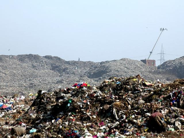 BMC,Garbage dumping ground,Taloja dumping ground